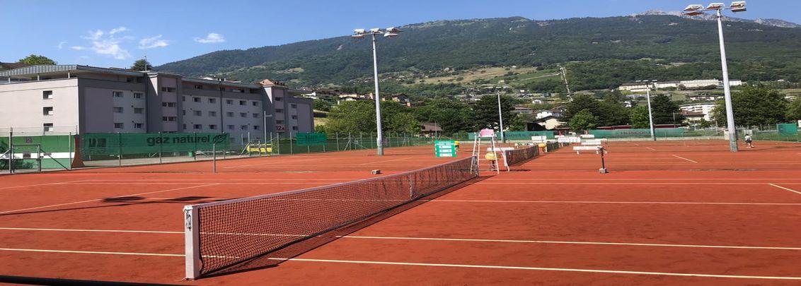 TC Monthey cherche un professeur de tennis
